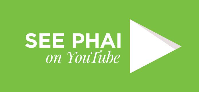 PHAI on YouTube