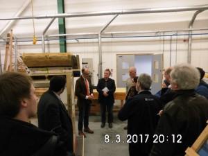 Workshop visit